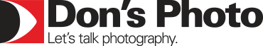 Don's Photo's Logo